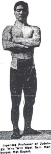 Conde de Koma no Wrestling